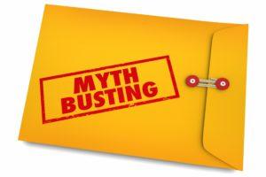 myth busting envelop