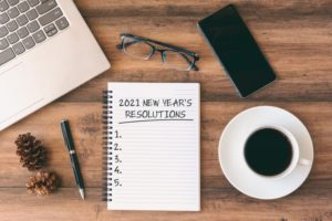 list of new year's resolutions in lehigh valley