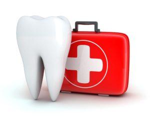 Model used to prevent dental emergencies